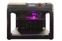 Nowożytna 3D drukarka Zdjęcie Royalty Free