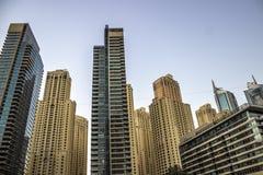 Nowo?ytna Dubaj architektura obrazy royalty free