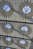 Nowożytna geometryczna architektura Obraz Stock