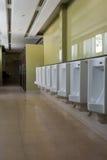 NOWOŻYTNA JAWNA toaleta Zdjęcie Royalty Free