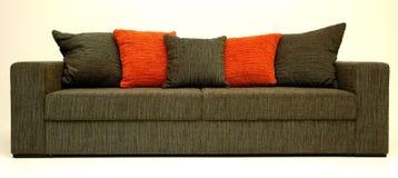 nowożytna kanapa zdjęcia royalty free