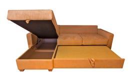 Nowożytna kanapa Zdjęcie Stock