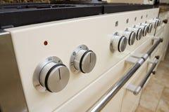 nowożytna kuchenki kuchnia Obraz Stock