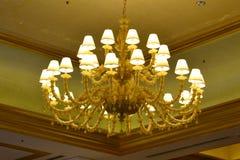 Nowożytna lampa Zdjęcia Royalty Free