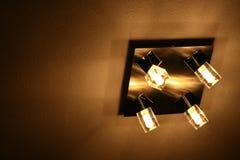 Nowożytna lampa Obraz Royalty Free