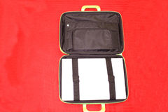 NOWOŻYTNA laptop torba Fotografia Stock