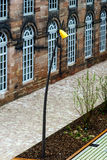 Nowożytna latarnia uliczna w Saverne, Francja zdjęcie royalty free