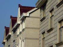 Nowożytna lokalowa budowa w Szanghaj Obrazy Royalty Free
