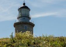 Nowożytna Matxitxako latarnia morska Obraz Royalty Free