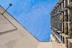Nowożytna miastowa architektura i budowa Zdjęcia Royalty Free