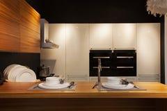 Kuchnia 31 Obraz Royalty Free