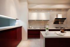 Kuchnia 37 Fotografia Stock