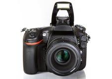 Nowożytna SDLR Cyfrowa kamera Zdjęcia Royalty Free