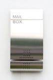 Nowożytna skrzynka pocztowa Zdjęcie Stock