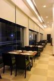 NOWOŻYTNA temat restauracja Fotografia Royalty Free