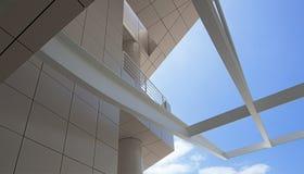Nowożytne architektoniczne cechy Getty Zdjęcia Royalty Free