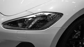 Nowożytne Samochodowe technologie Fotografia Royalty Free