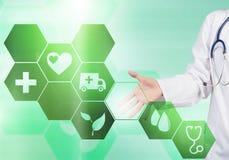 Nowożytne technologie w medycynie Zdjęcie Stock