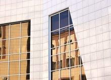 Nowożytni architektur okno Obraz Royalty Free