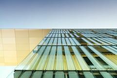 Nowożytni biznesowej architektury skycrapers Fotografia Stock