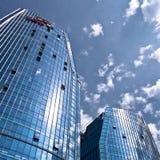 Nowożytni Biznesowi budynki Fotografia Stock