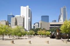 Nowożytni budynki biurowi w Dallas Obraz Royalty Free