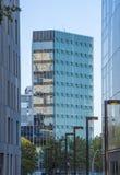 Nowożytni budynki w Barcelona Fotografia Stock