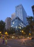 Nowożytni budynki w Barcelona Obrazy Royalty Free