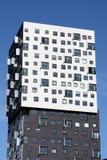 nowożytni mieszkanie budynki Obrazy Stock