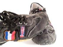 Nowożytni Nastoletni buty Zdjęcia Stock