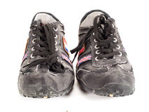 Nowożytni Nastoletni buty Obraz Royalty Free