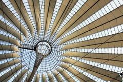 nowożytny Berlin dach Obraz Stock