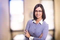 Nowożytny Bizneswoman Zdjęcie Stock