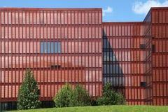 Nowożytny budynek biurowy w Hamburg Zdjęcie Royalty Free