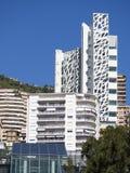 Nowożytny budynek w Monaco obraz stock