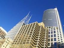 nowożytny budynku biznes Obraz Royalty Free