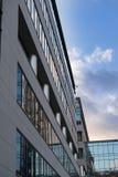 Nowożytny centrum biznesu biuro Fotografia Royalty Free