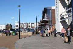 Nowożytny Centrum Handlowe Zdjęcie Royalty Free