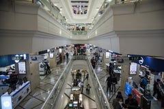 Nowożytny centrum handlowe, Szanghaj Fotografia Royalty Free