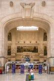 Nowożytny dworzec w Mediolan Zdjęcie Royalty Free