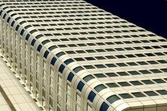 nowożytny fasadowy budynku czerep Zdjęcia Stock