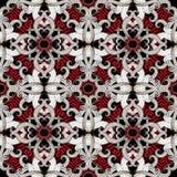 Nowożytny kreatywnie grka stylu abstrakta 3d bezszwowy wzór wektor zdjęcie royalty free