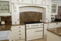 nowożytny kuchenki pasmo Zdjęcie Royalty Free