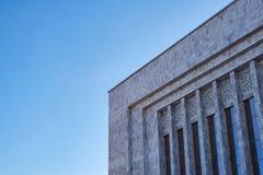 Nowożytny marmurowy budynek obraz stock