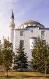Nowożytny meczet w parku Fotografia Royalty Free