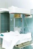 Nowożytny neonatal inkubatoru szpital Obrazy Royalty Free