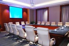 Nowożytny pokój konferencyjny Zdjęcie Royalty Free