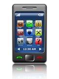 nowożytny smartphone Zdjęcie Royalty Free