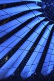 Nowożytny Sony centrum Berlin Obraz Royalty Free
