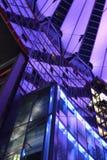 Nowożytny Sony centrum Berlin Obrazy Stock